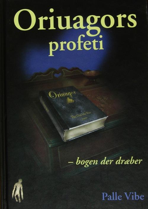 Hardcover, Fahrenheit 2007. Forsiden er illustreret af Janus Vinther
