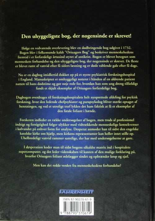 Hardcover, Fahrenheit 2007