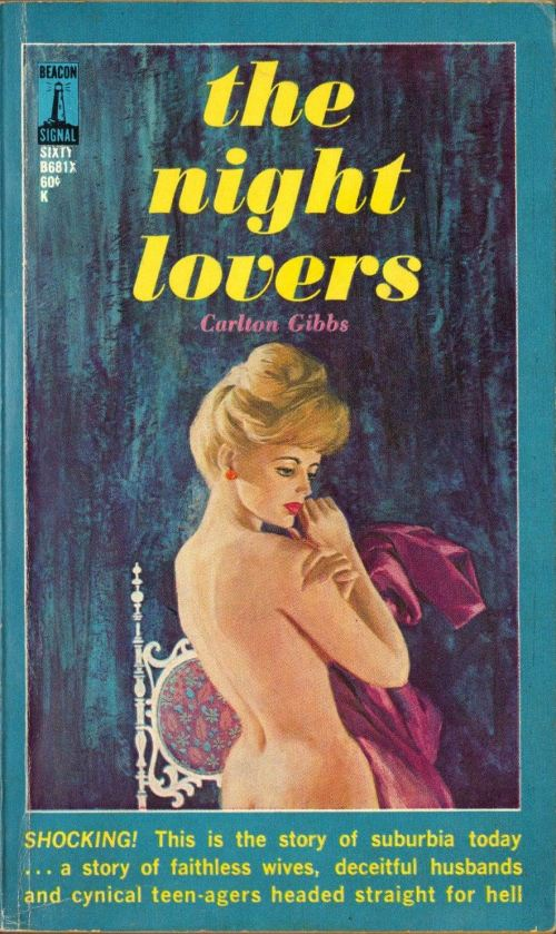 Paperback, Beacon Books 1963