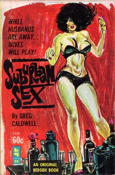 Paperback, Bedstand Books 1963