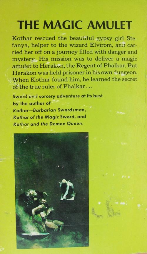 Paperback, Belmont Books 1970
