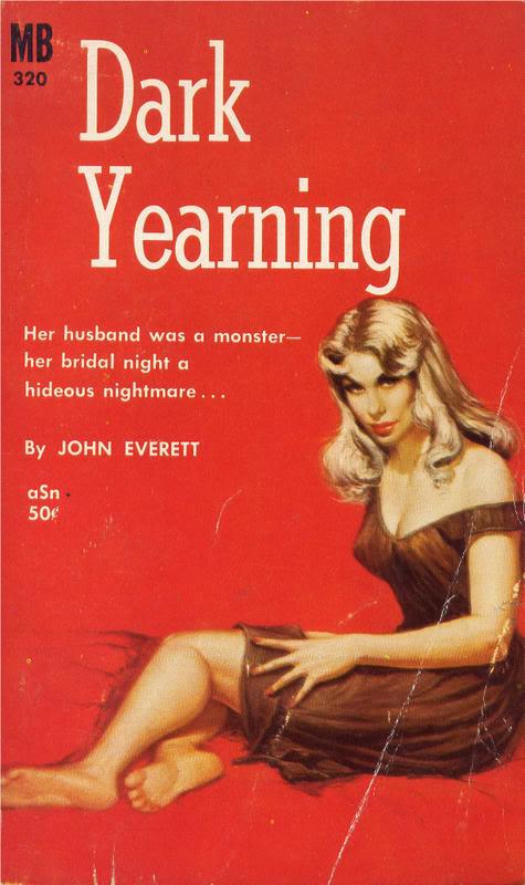 Paperback, Macfadden Bartell 1960