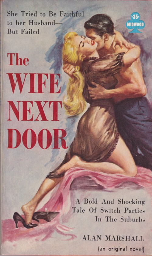 Paperback, Midwood Books 1960