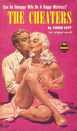 Paperback, Midwood Books 1964