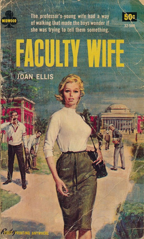 Paperback, Midwood Books1966