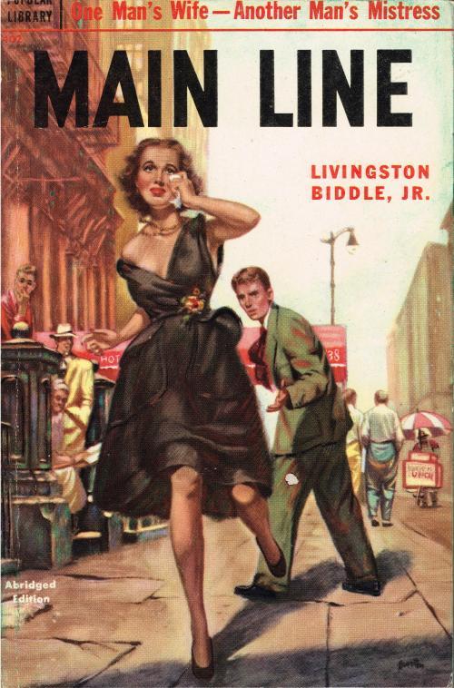 Paperback, Popular Library 1952