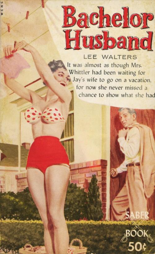 Paperback, Saber Books 1960