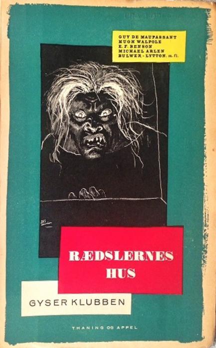 Paperback, Thaning og Appel 1953. Det er formentlig denne novellesamling Palle nævner