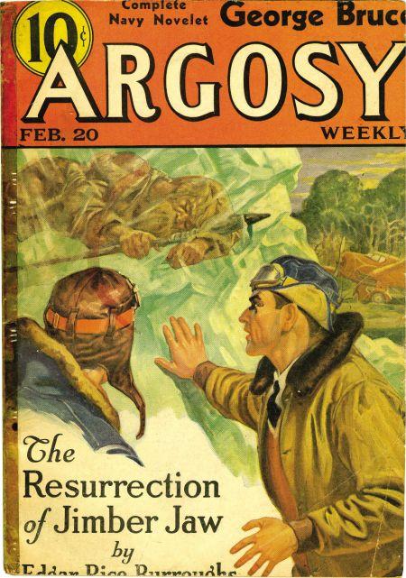 Argosy, februar 1937