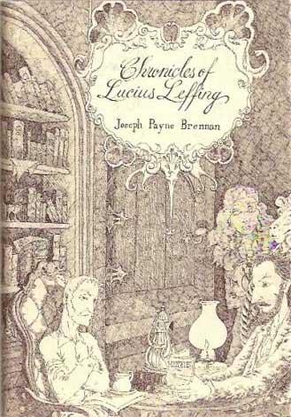 Hardcover, Donald M. Grant Publisher 1977. Den anden opsamling med Lucius Leffing-noveller