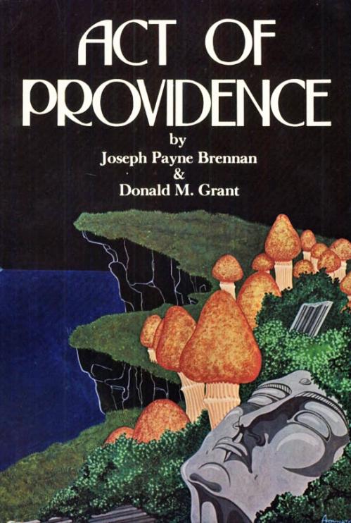 Hardcover, Donald M. Grant Publisher 1979. Den smukke, stemningsfulde forside er malet af Robert Arrington