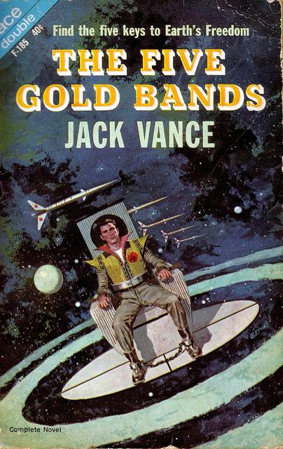 Paperback, Ace Books 1963. Her udkom romanen under sin oprindelige titel igen