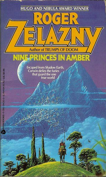 Paperback, Avon Books 1986