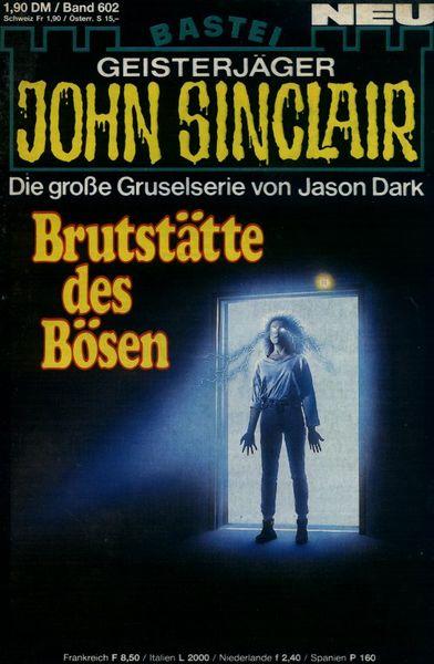 Paperback, Bastei Lübbe 1990
