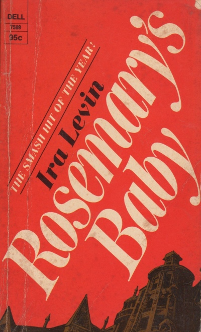 Paperback, Dell 1968