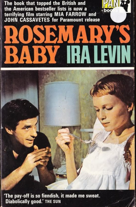 Paperback, Pan Books 1968, 2. udg
