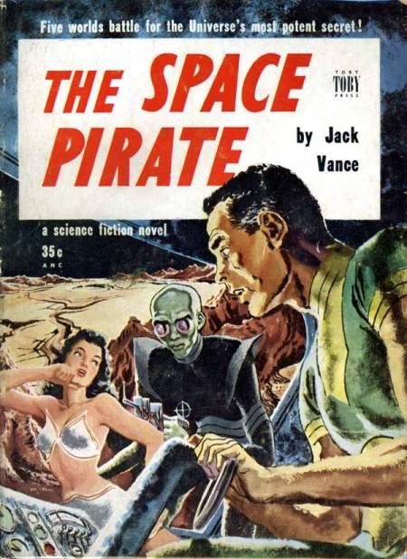 Paperback, Toby Press 1953. Den første selvstændige udgivelse af romanen - dog fik den her en ny titel