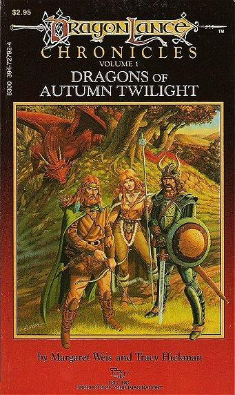 Paperback, TSR 1984
