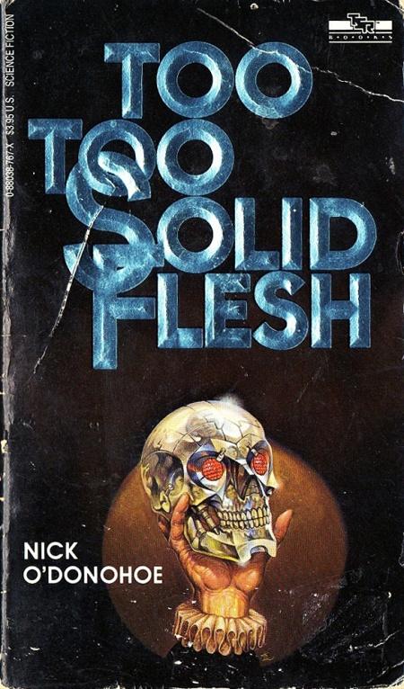 Paperback, TSR 1989. Den tamme forside er skabt af TSR-veteranen Jeff Easley