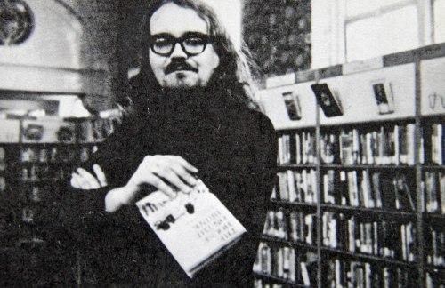 John Ramsey Campbell (født 4. januar 1946) anno 1973