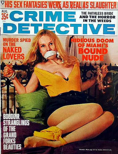 Crime Detective, august 1976