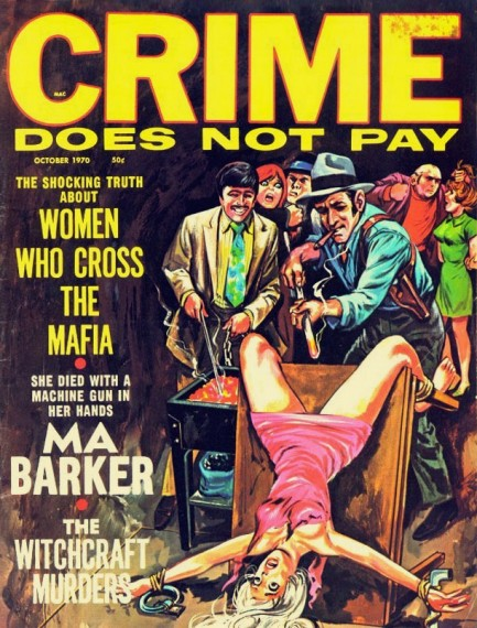 Crime Does Not Pay, oktober 1970