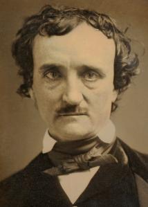 Edgar Allan Poe (19. januar 1809 – 7. oktober 1849)