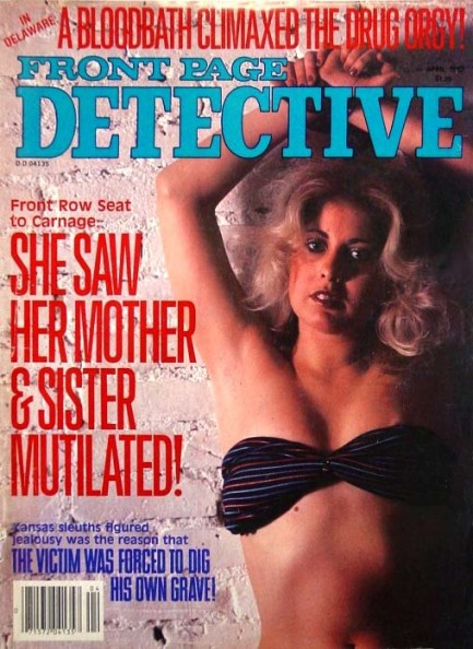 Front Page Detective, april 1982
