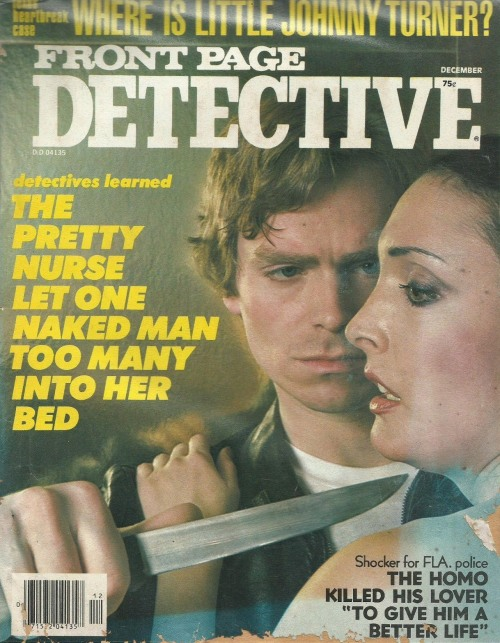 Front Page Detective, december 1979