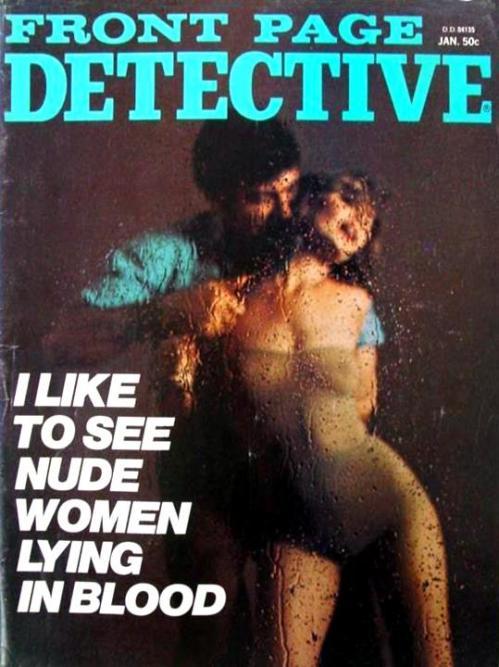 Front Page Detective, januar 1974