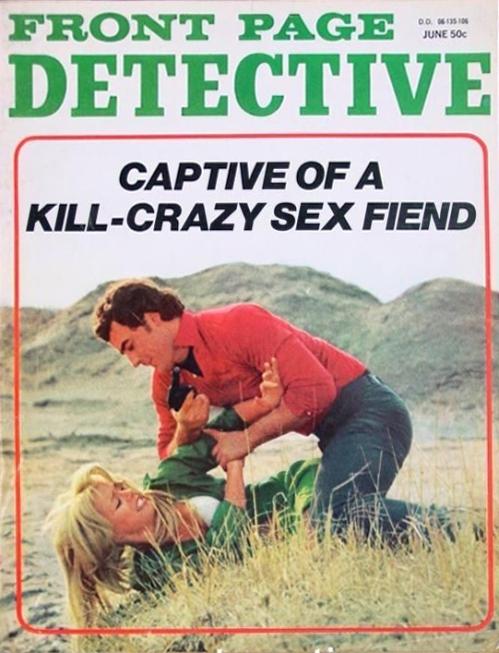 Front Page Detective, juni 1971