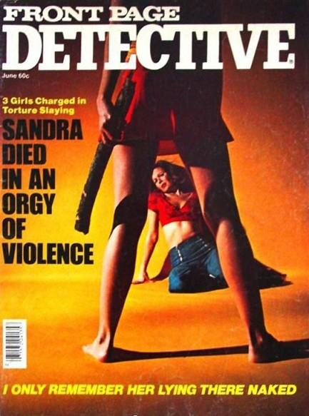 Front Page Detective, juni 1976