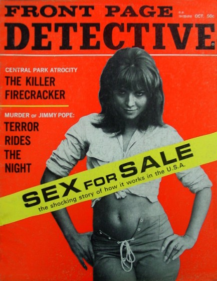 Front Page Detective, oktober 1968