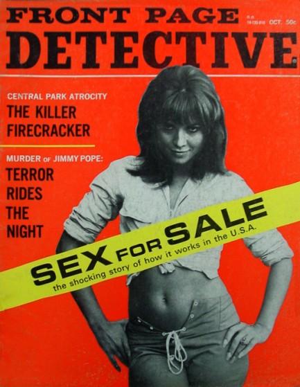 Front Page Detective, oktober 1968