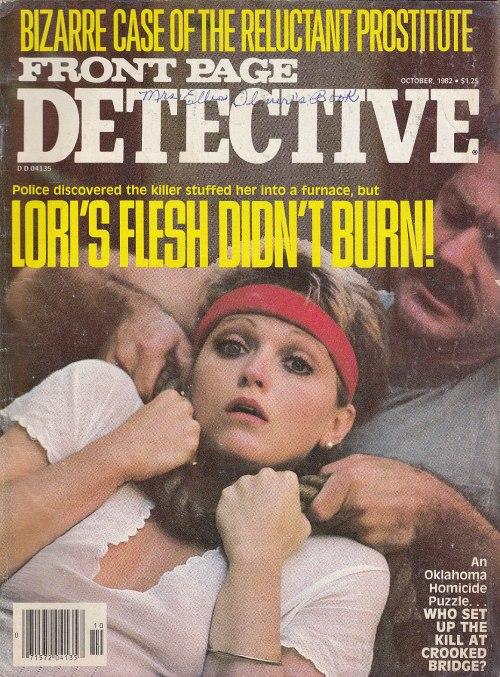Front Page Detective, oktober 1982