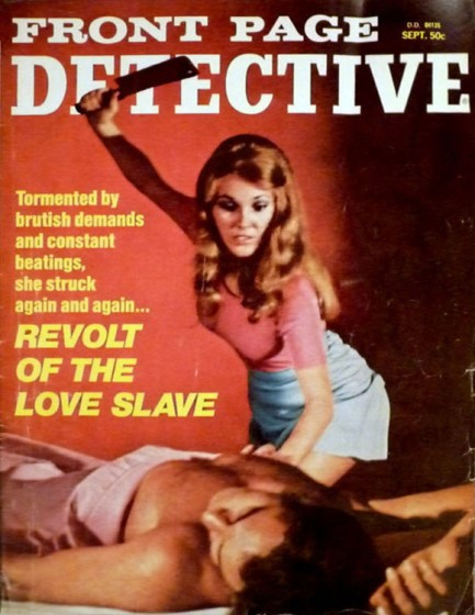 Front Page Detective, september 1972