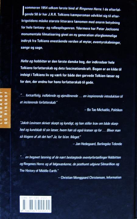 Hardcover, Lindhart og Ringhof 2004