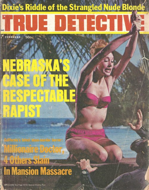 True Detective, februar 1966