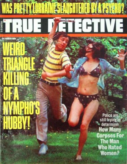 True Detective, oktober 1975