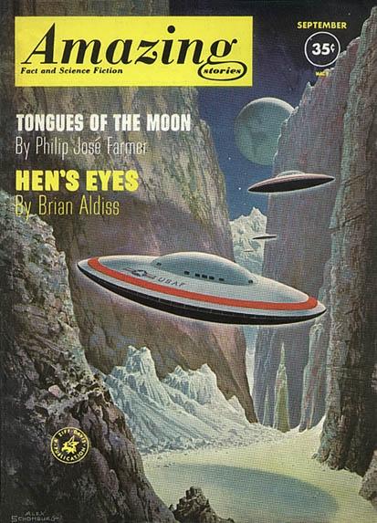 Amazing Stories, September 1961