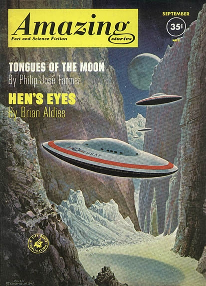 Amazing Stories, September 1961