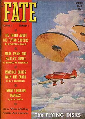 FATE Magazine, forår 1948