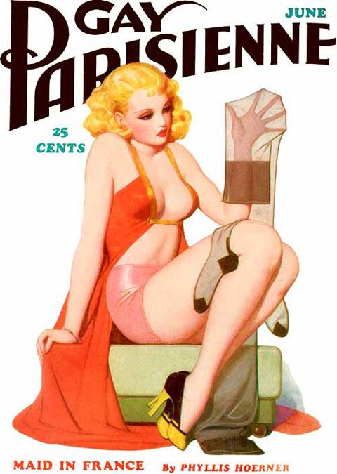 Gay Parisienne, juni 1937