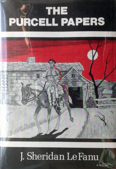 Hardcover, Arkham House 1975. Forsiden er tegnet af Frank Utpatel