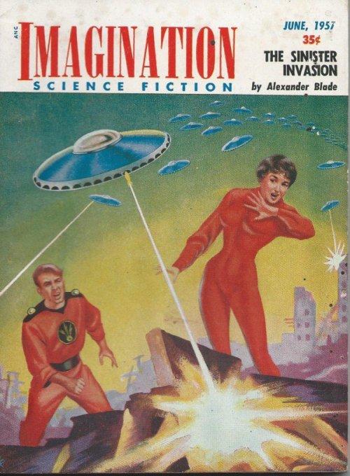 Imagination, juni 1957