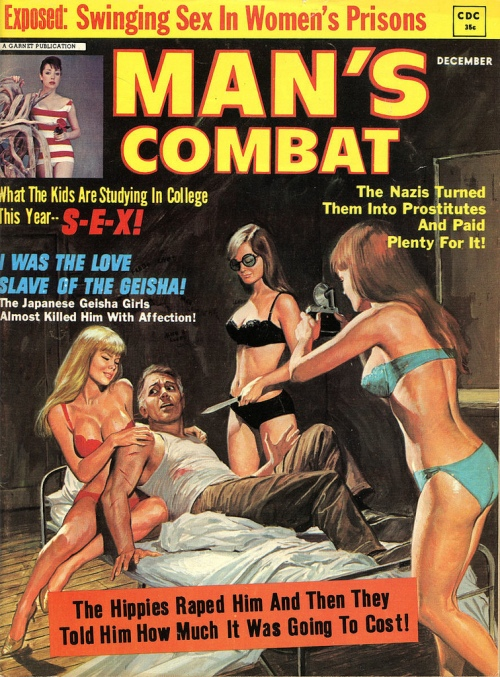 Man's Combat, december 1969