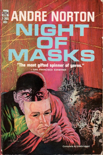 Paperback, Ace Books 1965