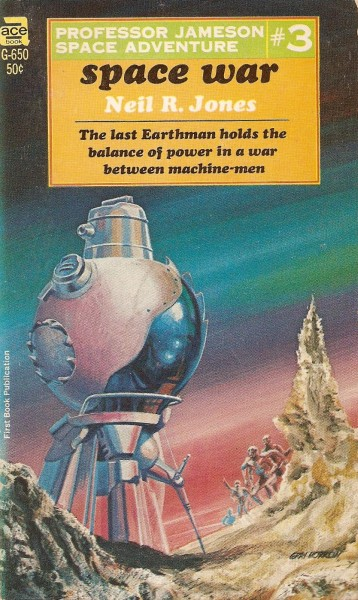 Paperback, Ace Books 1967