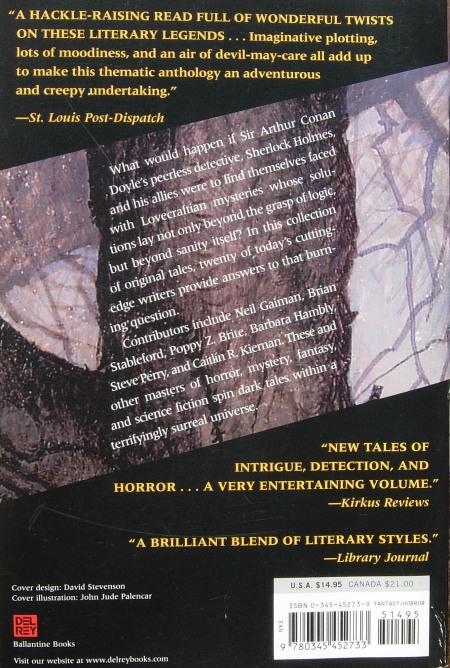 Paperback, Ballantine Books 2003