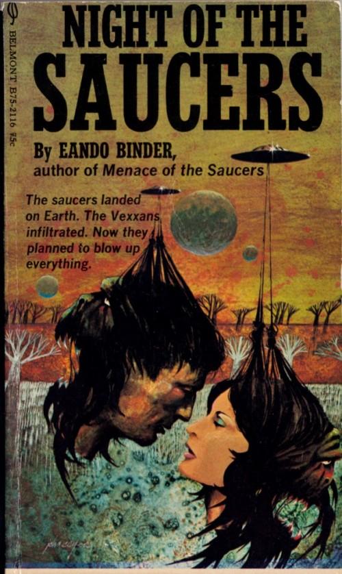 Paperback, Belmont Books 1971
